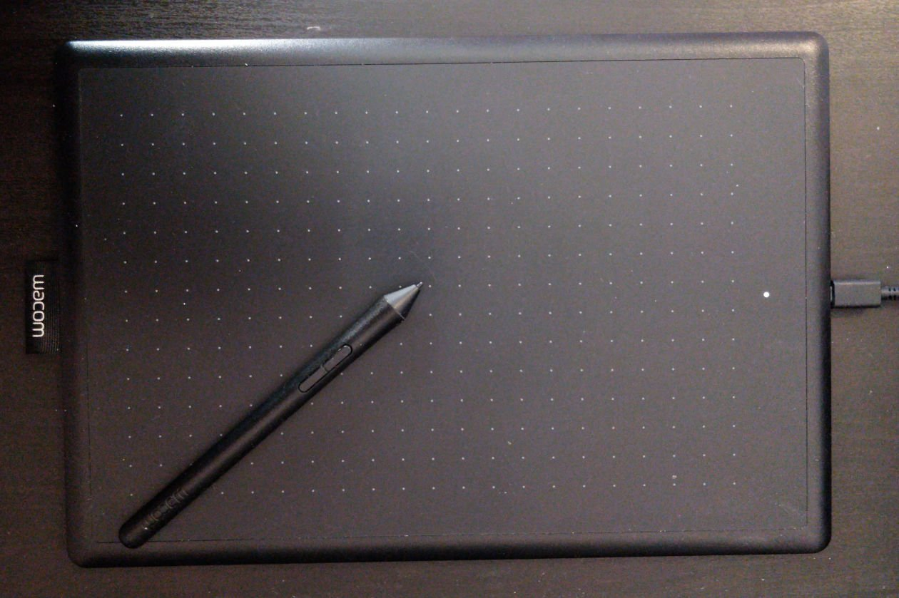 Tablette graphique, One by Wacom